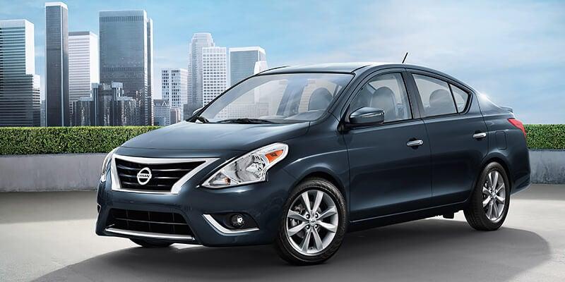 2016 Nissan Versa Sedan | Nissan Versa Sedan in Charlotte ...