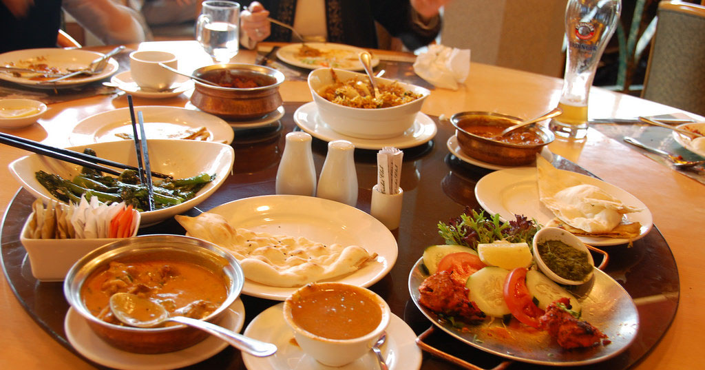The Four Best Indian Restaurants In Charlotte Nc