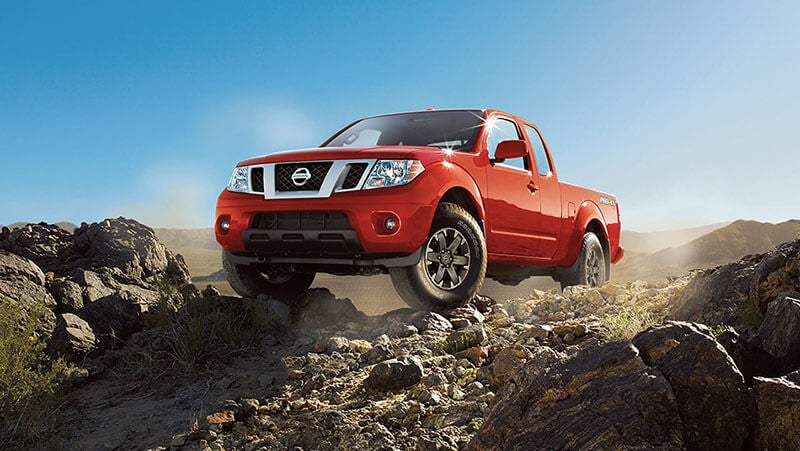 2016 Nissan Frontier Charlotte Nc