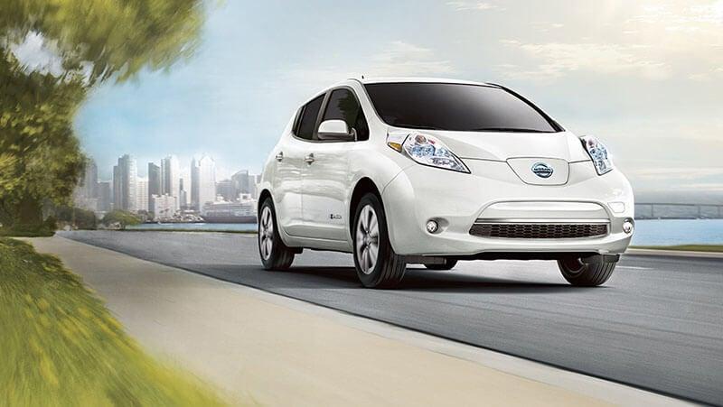 2016 Nissan Leaf Nissan Leaf In Charlotte Nc Scott Clark Nissan