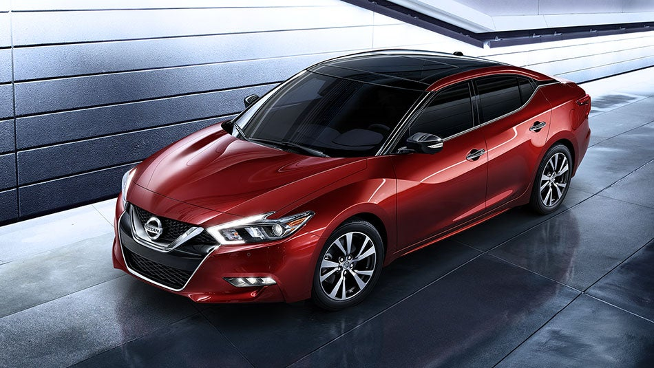 Pictures of 2016 nissan maxima