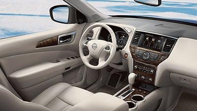 2016 Nissan Pathfinder Charlotte Nc