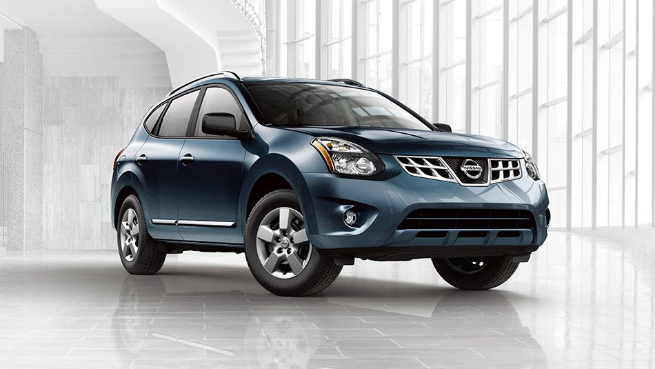 2016 Nissan Rogue Select Nissan Rogue Select In