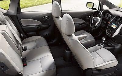 2016 Nissan Versa Note Charlotte Nc Interior