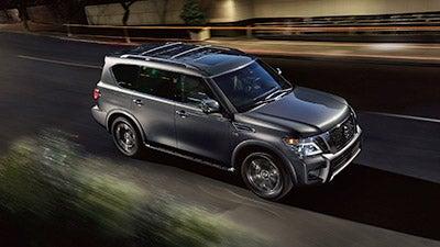 2017 Nissan Armada Charlotte Nc Trim Levels