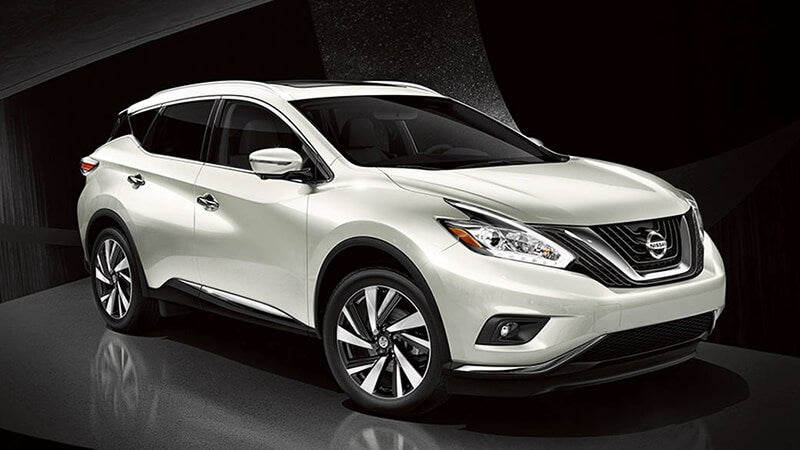2017 Nissan Murano | 2017 Nissan Murano for Sale in Charlotte, NC ...