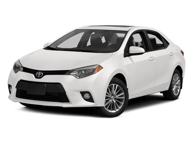 2014 Toyota Corolla L Charlotte Nc Mathews Huntersville