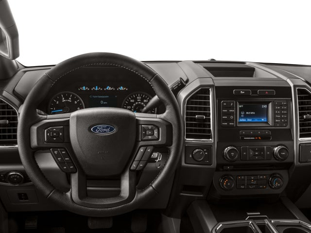 2015 Ford F 150 Xlt 4dr Super Crew 4wd