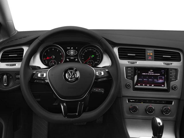 2015 Volkswagen Golf TSI SE 4-Door 4D Hatchback Charlotte NC ...