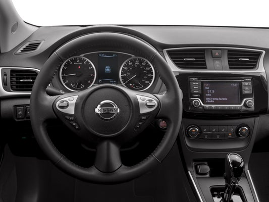 2016 Nissan Sentra Sv In Charlotte Nc Scott Clark