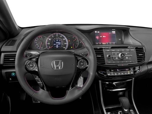 2017 Honda Accord Sport Special Edition 4d Sedan Charlotte Nc Mathews Huntersville Monroe North Carolina 1hgcr2f13ha024816