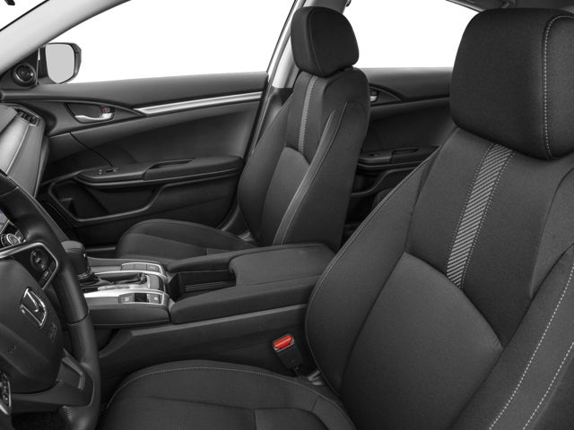 2017 Honda Civic LX 4D Sedan In Charlotte, NC   Scott Clark Nissan