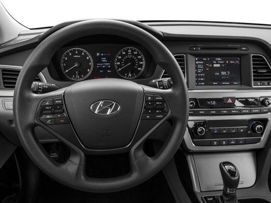 2017 Hyundai Sonata Se In Charlotte Nc Scott Clark Nissan
