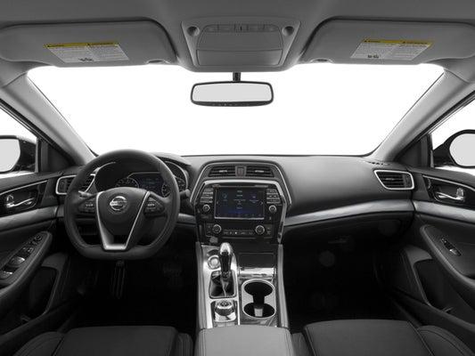 2017 Nissan Maxima 3 5 S