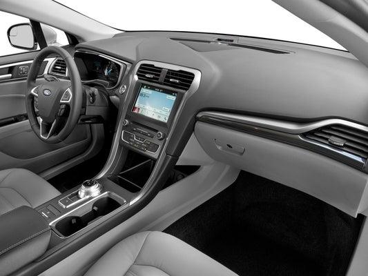 2018 Ford Fusion Hybrid Se 4dr Sedan In Charlotte Nc Scott Clark Nissan