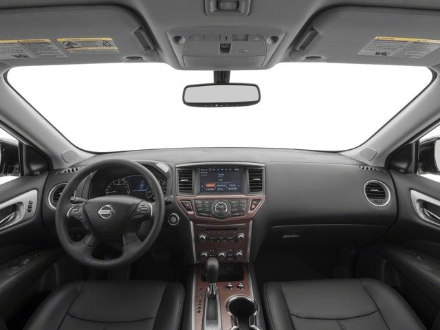 2018 Nissan Pathfinder Platinum Charlotte Nc Mathews