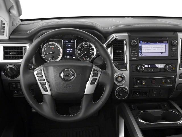 2018 Nissan Titan Pro 4x Charlotte Nc Mathews Huntersville Monroe