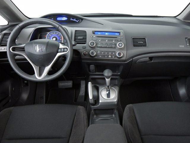 2010 Honda Civic LX 4D Sedan In Charlotte, NC   Scott Clark Nissan