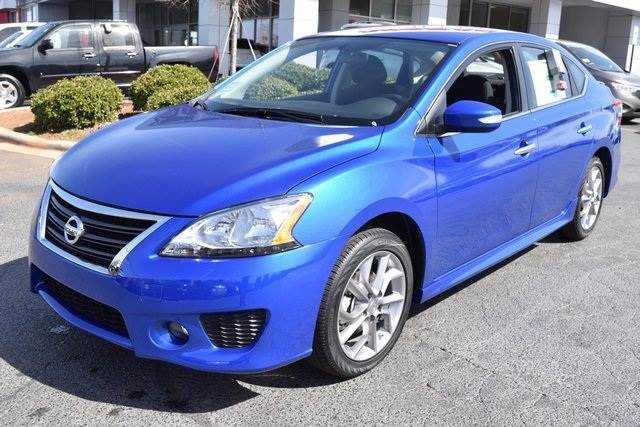 The 2015 Nissan Sentra S is Ready for You to Test Drive