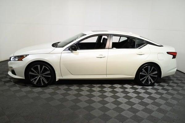 2020 Nissan Altima 2 5 Sr
